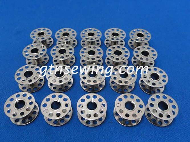20 Sewing Machine Bobbins WILL FIT, BROTHER, TOYOTA, JANOME