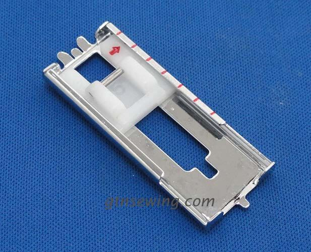 BUTTON HOLE FOOT METAL SNAP ON