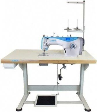 JACK A4 Semi-Dry Computerized Lockstitch Machine COLLECT IN PERSON ONLY