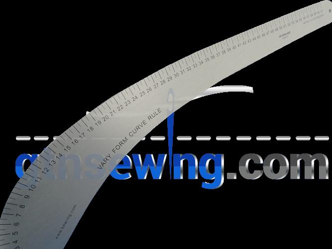 Metric Vary form Curve
