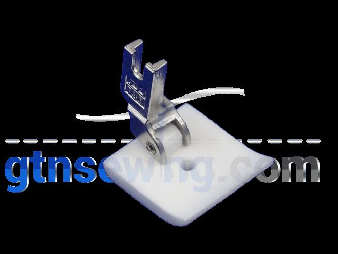 INDUSTRIAL SEWING MACHINE TEFLON FOOT 30mm WIDE HEAVY DUTY