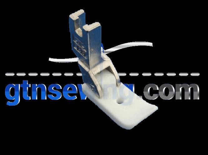 Industrial Sewing Machine Standard Teflon Foot Solid