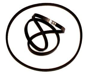 """Industrial V Belts Sizes 30"""" To 50"""""""
